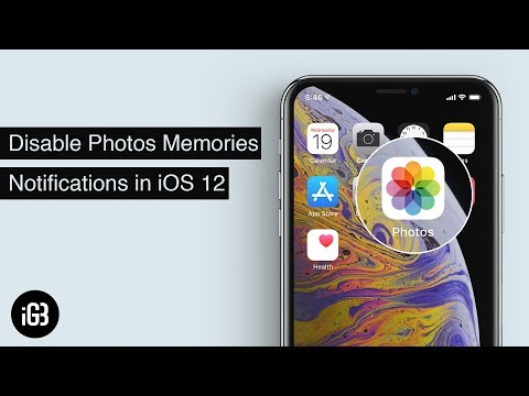 How to Turn Off Memories Alerts on iPhone and iPad