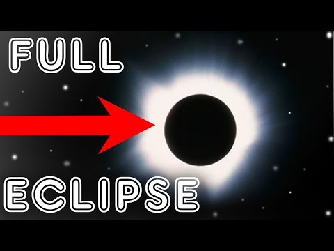 2017 TOTAL SOLAR ECLIPSE (FULL VIDEO)