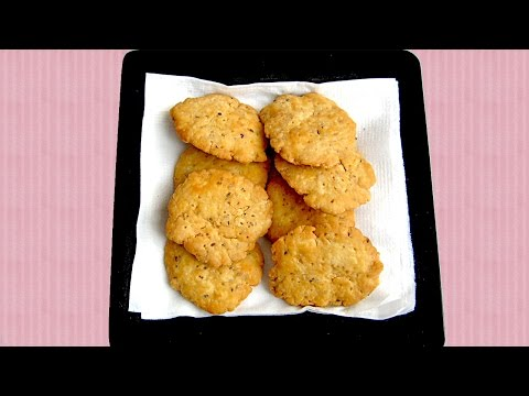 Mathri Recipe In Hindi - Indian Snacks Recipe By Sonia Goyal