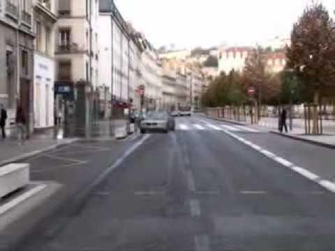 comment prendre le bus à Lyon Paris Marseille