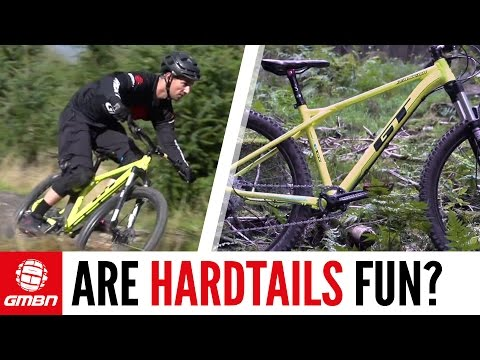 Are Hardtails Fun? | GMBN Hardtail Week