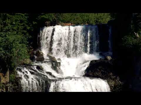 Rocky Waterfall  30 Minutes Relaxing Ambience