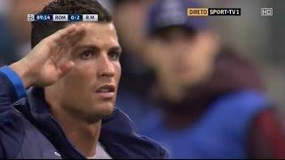 كريستيانو رونالدو ضد روما 17/2/2016 HD