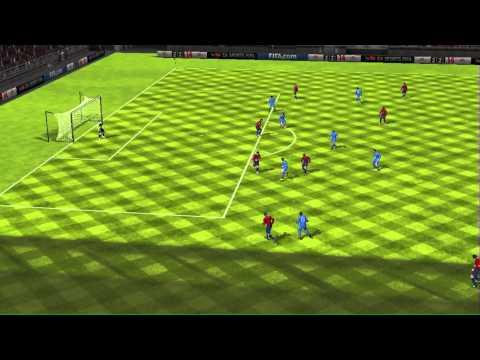 FIFA 14 iPhone/iPad - CA Osasuna vs. Real Madrid