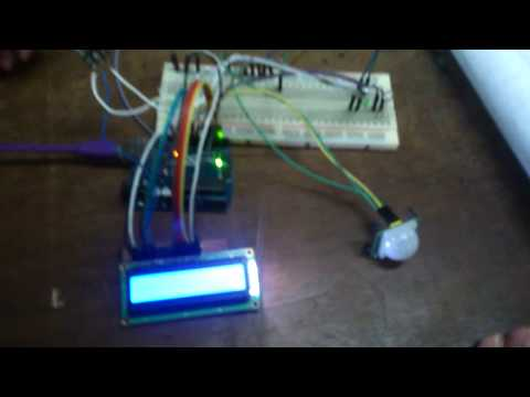 PIR Sensor and GSM Based Home Security System, Project on Microprocessor and Microcontroller, UIU