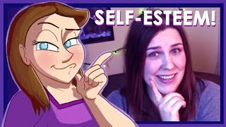 How I Found Self-Esteem Through Animation