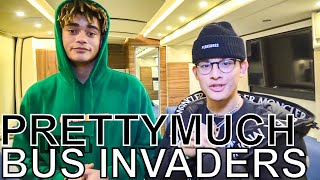PRETTYMUCH - BUS INVADERS Ep. 1387
