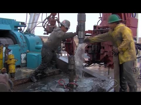 Jobs drying up in the Texas oil industry