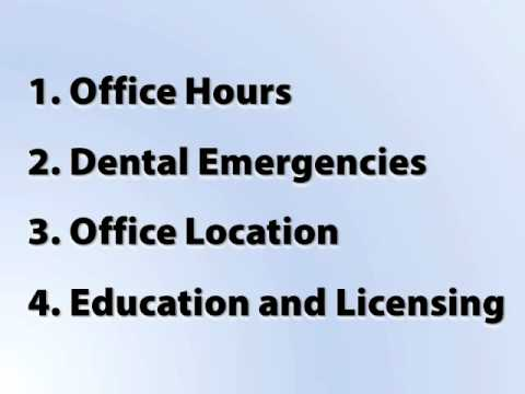 Dentist In Your Area - Finding A Dentist In Your Area