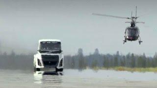 El camión más rápido del mundo