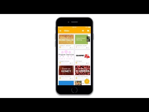 Meet the Slides app for iPhone & iPad