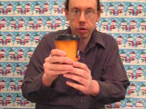McDonald's New French Vanilla Latte - Fast Food Review 2013