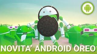 Le 5 novità più eclatanti di Android Oreo