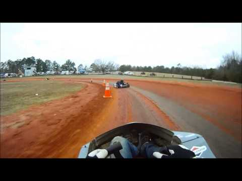 Southern Dirt Kart Series Race #1 3/15/2014 $2500.00 MOREE'S KING SHOOTOUT