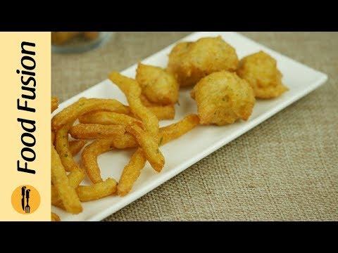 Potato Puffs Recipe By Food Fusion