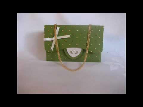 Doi Doi - Handmade luxury Christmas gift box/greeting card