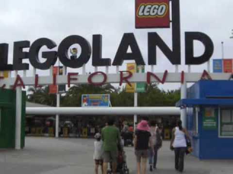 Jason in San Diego - Vlog #1 - Legoland