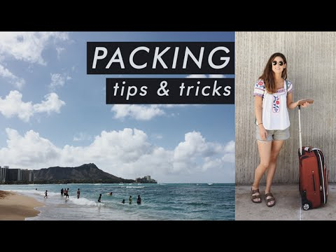How I Packed for Hawaii in a Carry-on with a Capsule Wardrobe