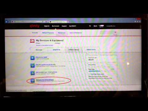 How to Turn Off or Disable Xfinity WiFi public xfinitywifi ssid on your Comcast  Router 2015