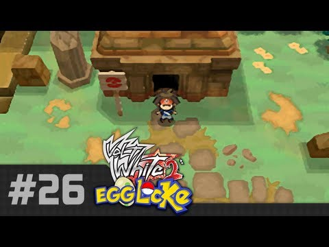 Pokemon Volt White 2 Egglocke - Episode 26 | Victory Road and The End