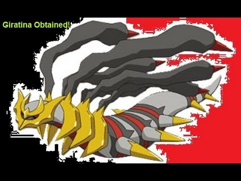 Pokemon rumble blast giratina befreinded.