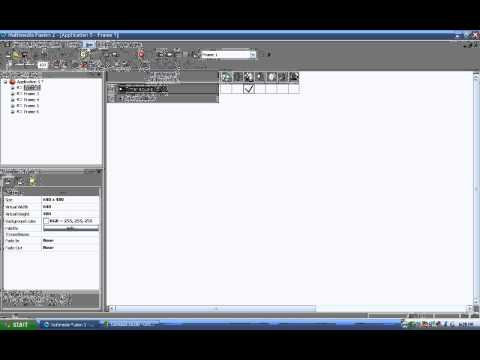MMF2 Video Tutorial 07 - Intro to the Event Editor