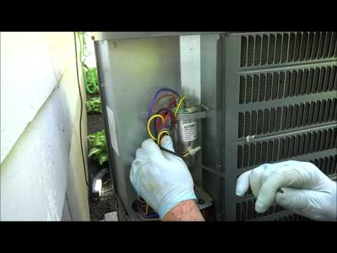 air conditioning  system not cooling house service/repair