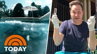 Pee In Public Pools: Jeff Rossen Reveals The Dirty Truth | TODAY