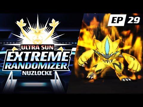 INSANE TOTEM POKEMON!! | Pokemon Ultra Sun EXTREME Randomizer Nuzlocke Part 29