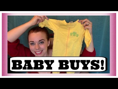 PRECONCEPTION BABY BUYS