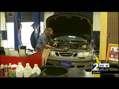 Looking for a good paying job? Become an auto mechanic