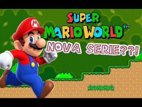 Super Mario World - Nova Série??!