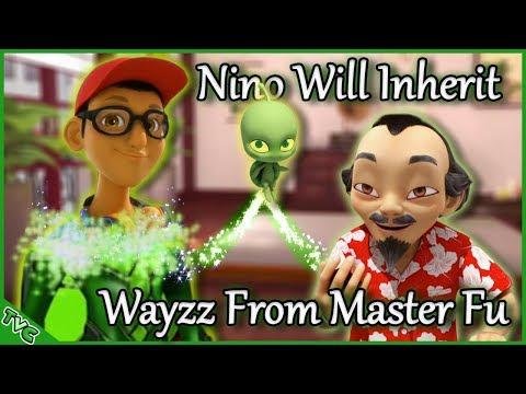 Nino Will Inherit Wayzz From Master Fu!? | Miraculous Tales Of Ladybug & Cat Noir Theory