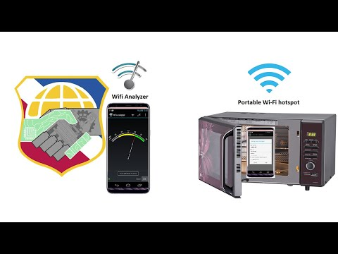 How to detect microwave leakage without a meter, detectors or turning on the oven?