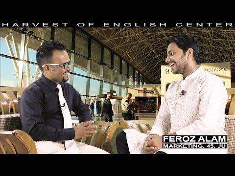 Feroz's Journey to Speak English: Part 1