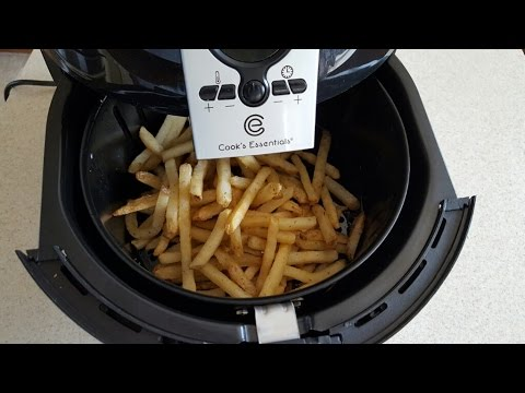 Air Fryer French Fries AIRFRYER cook's essentials