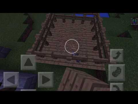 How to Make a Sword Laying on the Floor Using Invisibility Minecraft PE