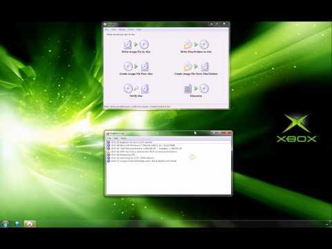 How to Burn Xbox 360 Games with ImgBurn