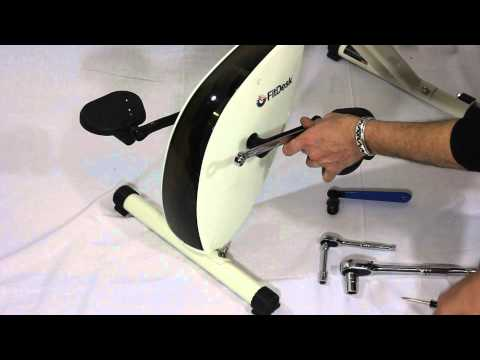 How to pedal crank arm service