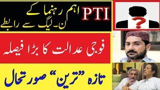 Imran Khan, Jahangir Tareen & PTI | ZN News exclusive