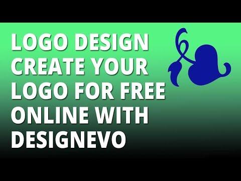 Logo design - Create your logo for free online with Designevo