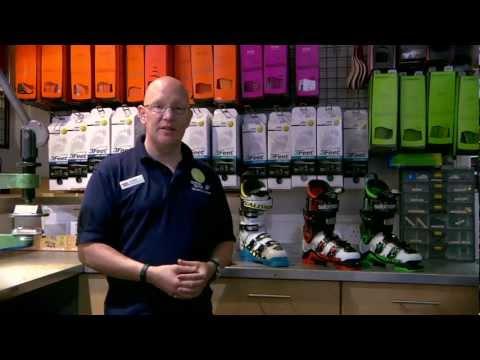 Salomon X Max 120 - Boot Fitting Process