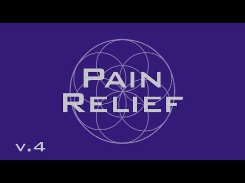 Pain Relief - Relieve Headaches, Migraines, Anxiety - Meditation Music - Binaural Beats (v.4)