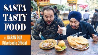 Under Rs. 50 - Tasty street food options Ft. Dilsefoodie Official