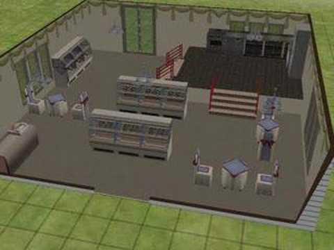 Sims 2 Open a Basic Bakery