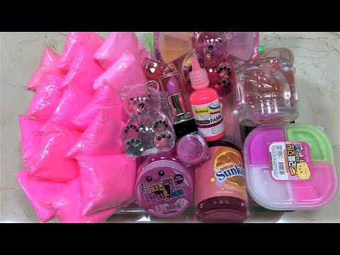MIXING CLAY INTO STORE BOUGHT SLIME!! SLIMESMOOTHIE! SATISFYING SLIME VIDEO PART 16 !
