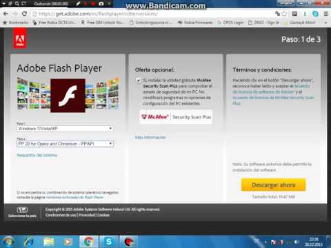 download adobe flash player for window 7 32 bits
