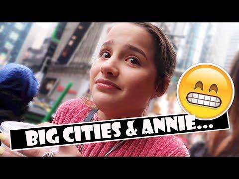 Big Cities & Annie... 😬 (WK 382.3)   Bratayley