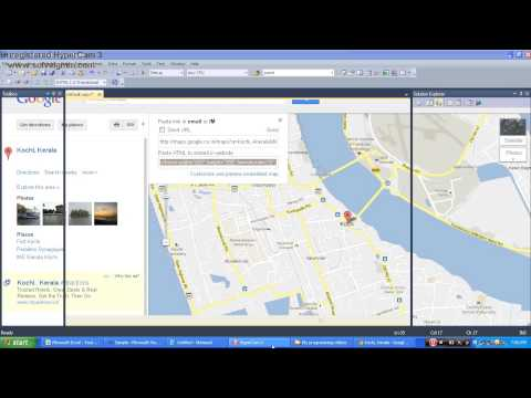 adding google maps in asp.net