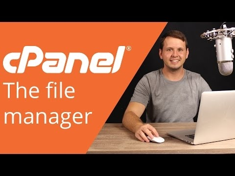 [Javascript Tutorials] cPanel beginner tutorial 3 - managing files in the file manager